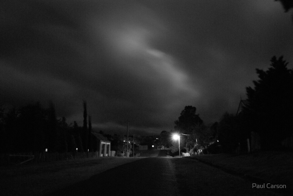 Dark Street by Paul Carson