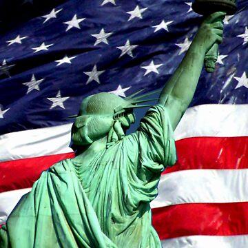 Liberty And Freedom by IanFoss