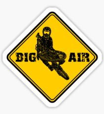 BIG AIR Sticker