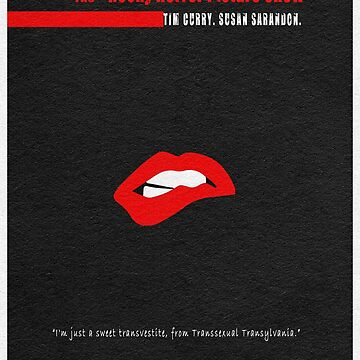 The Rocky Horror Picture Show de geekmywall