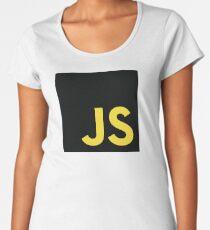 JavaScript Women's Premium T-Shirt