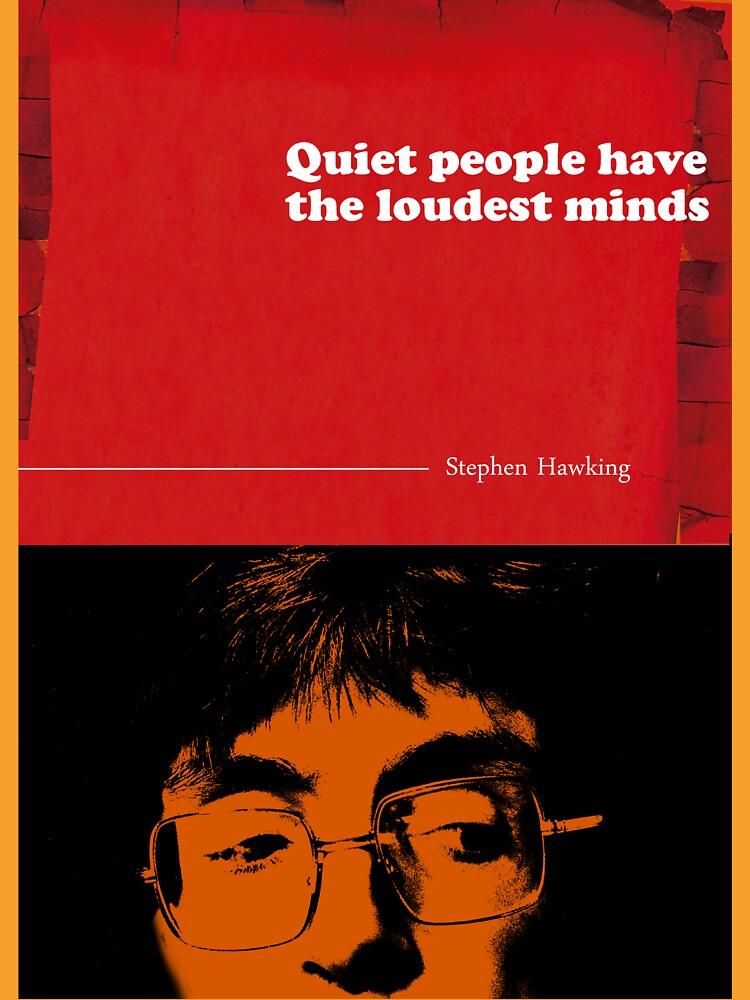 Stephen Hawking Quote by pahleeloola