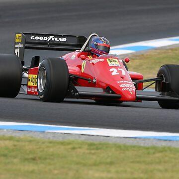 Ferrari F1 by zoompix