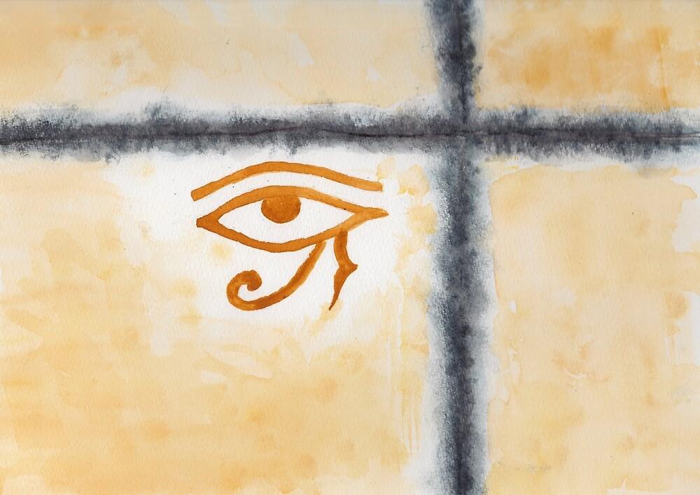 Eye of Horus by Linda Ursin
