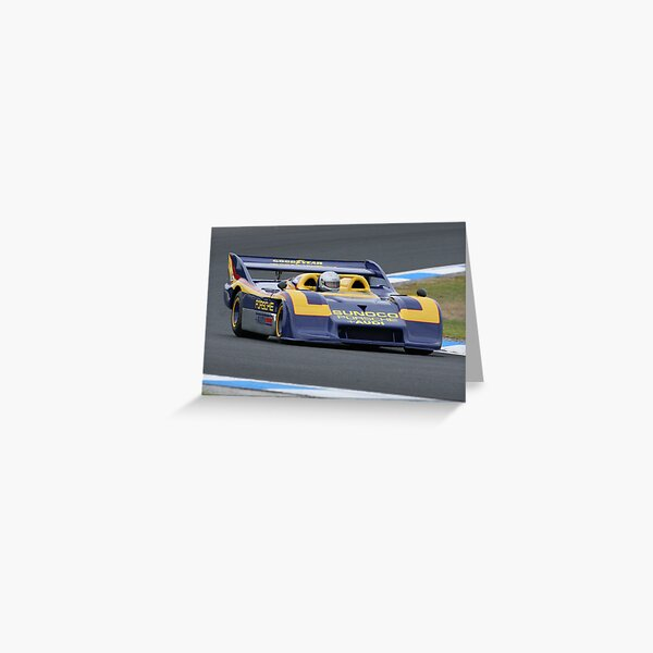 Porsche 917/30 Greeting Card