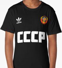 Soviet football team Long T-Shirt
