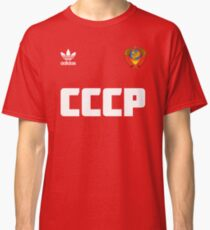 Soviet football team Classic T-Shirt