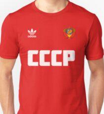 Soviet football team Unisex T-Shirt