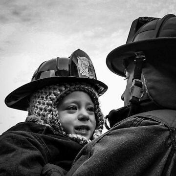 Chicago Fireman by Spiritinme
