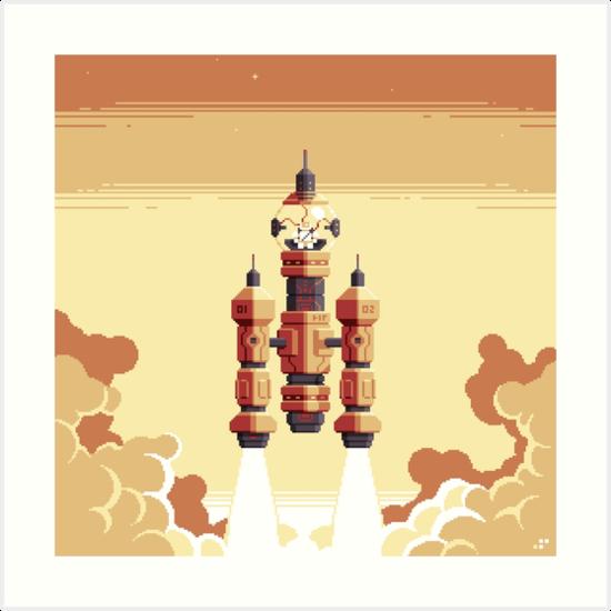 Rocket Man by Slynyrd