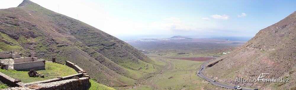 Panorama by Alfonso Fernandez