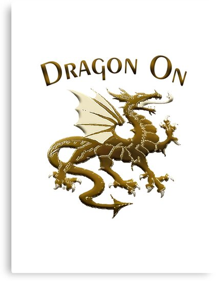 Dragon On And On by Vy Solomatenko