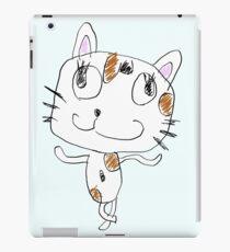 Silly Cat iPad Case/Skin
