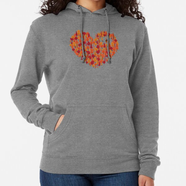 Wild at Heart Lightweight Hoodie