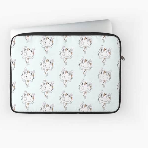 Silly Cat Laptop Sleeve