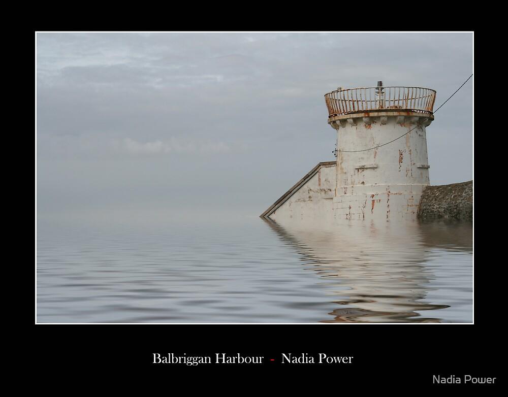 Balbriggan Harbour by Nadia Power