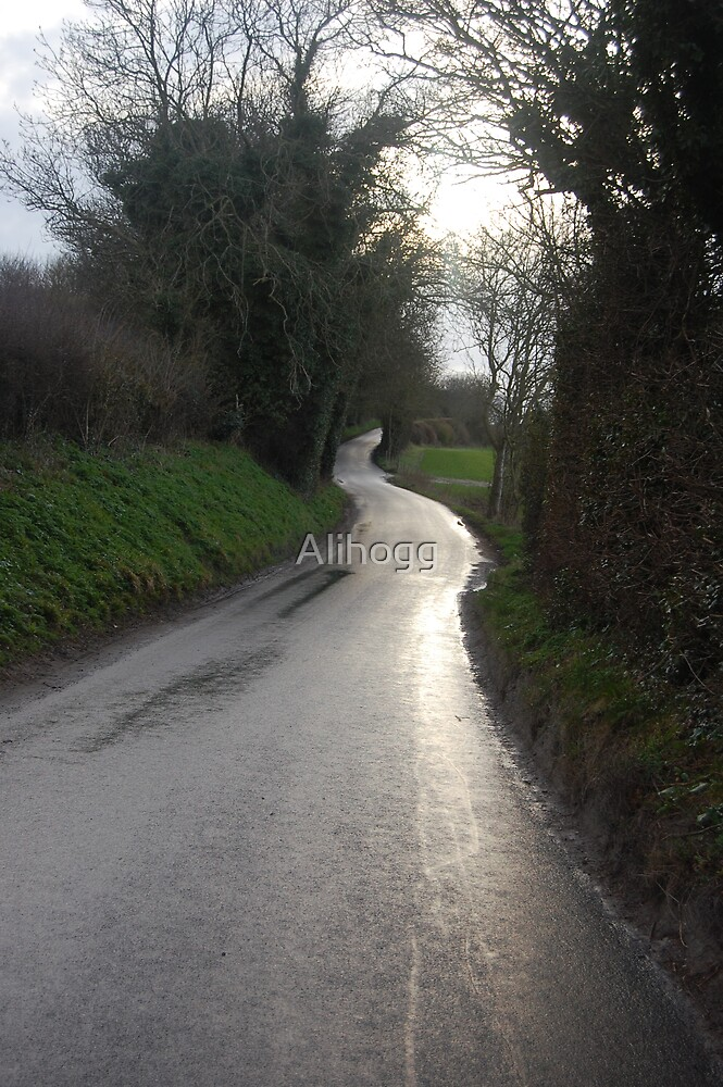 Road to knowhere by Alihogg
