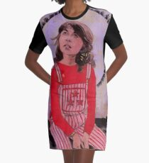Sarah Jane Smith Graphic T-Shirt Dress