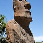 Moai by phil decocco