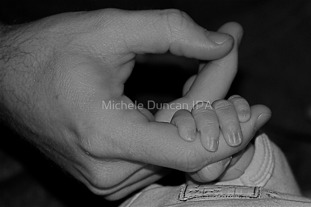A Fathers Touch by Michele Duncan IPA