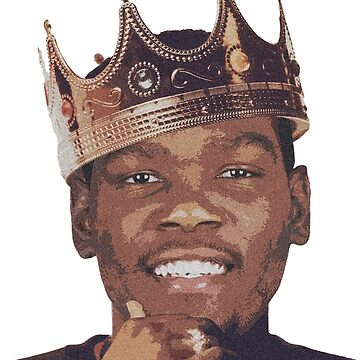 King Kevin Durant  by Sndn