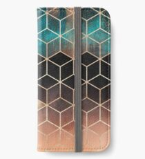 Omre Dream Cubes iPhone Wallet/Case/Skin