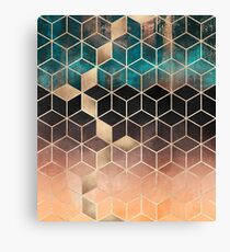Omre Dream Cubes Canvas Print