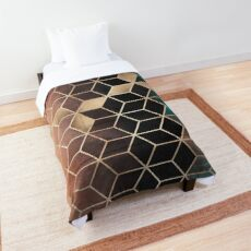 Ombre Dream Cubes Comforter