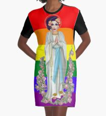 Bianca Pride Graphic T-Shirt Dress