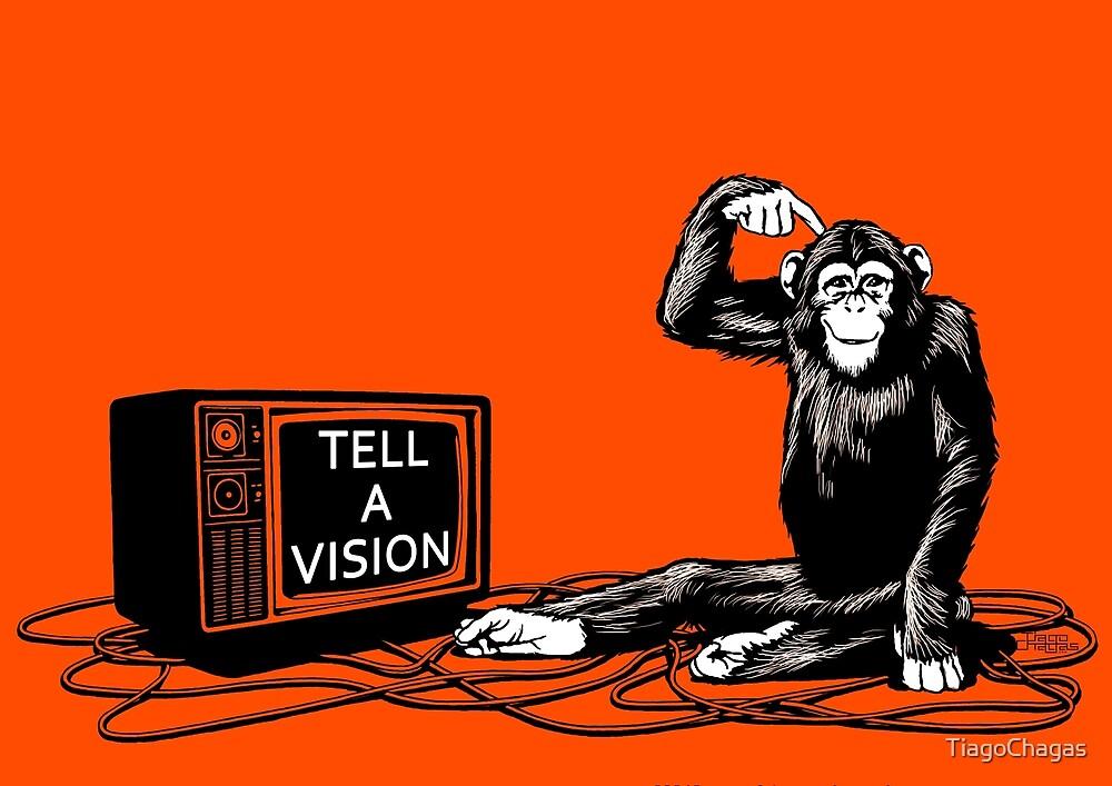 Tell a vision by TiagoChagas