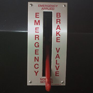 In Case Of Emergency...  by 94gixxer