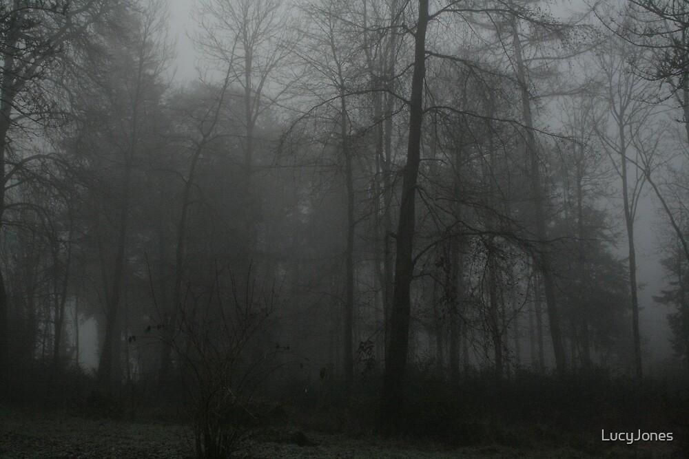 towering fog by LucyJones