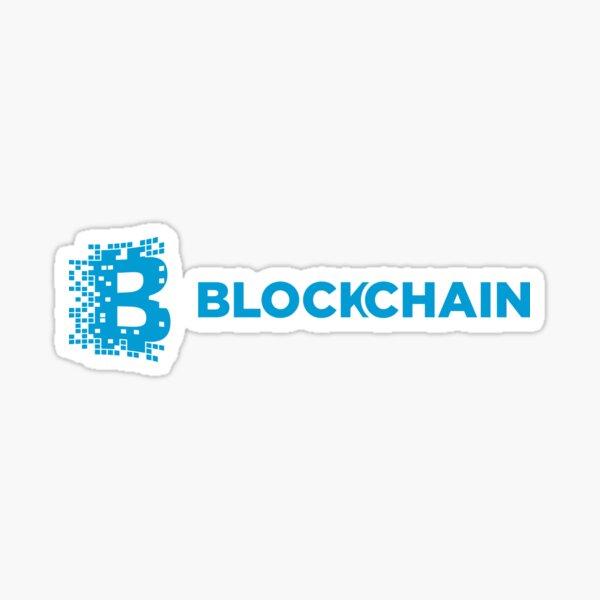 blockchain Sticker