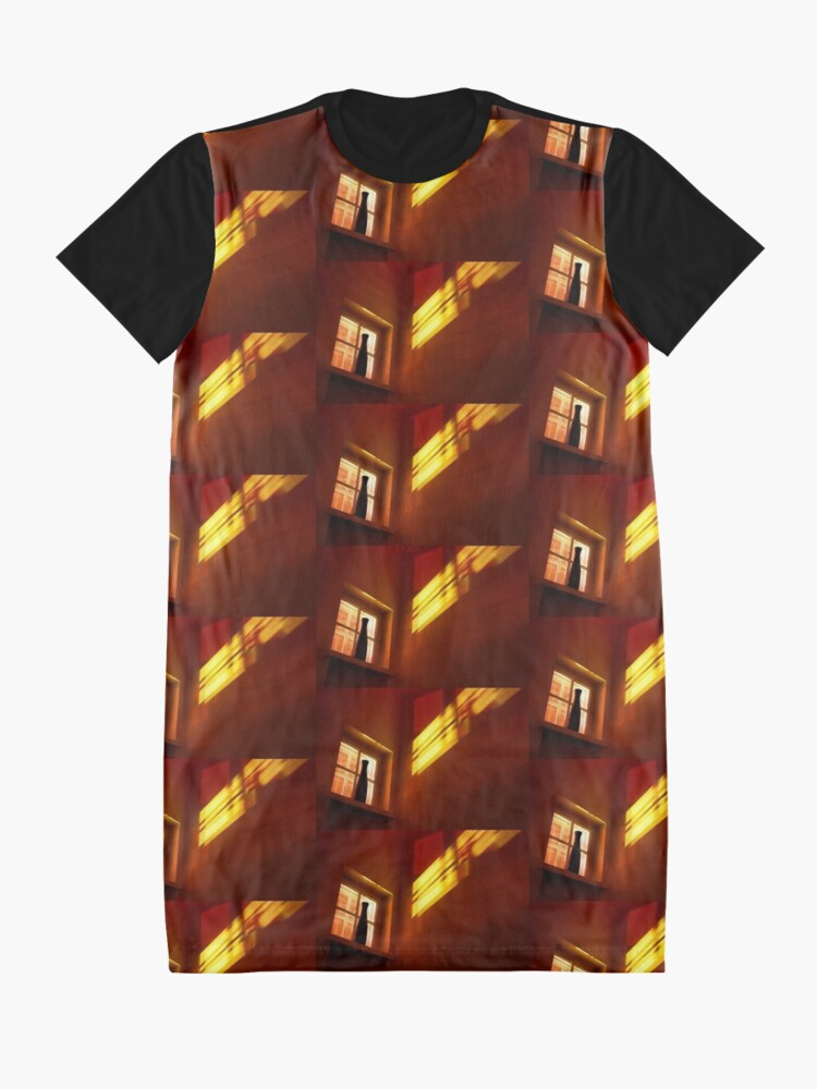 Alternate view of The Vase Graphic T-Shirt Dress
