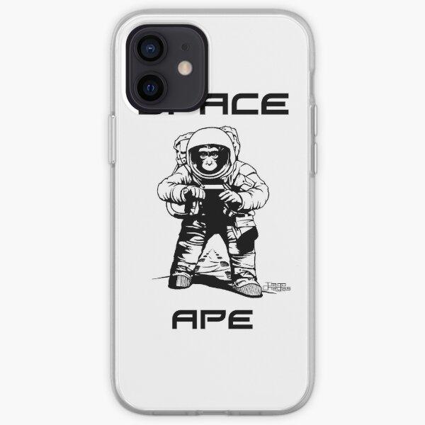 Space ape iPhone Soft Case