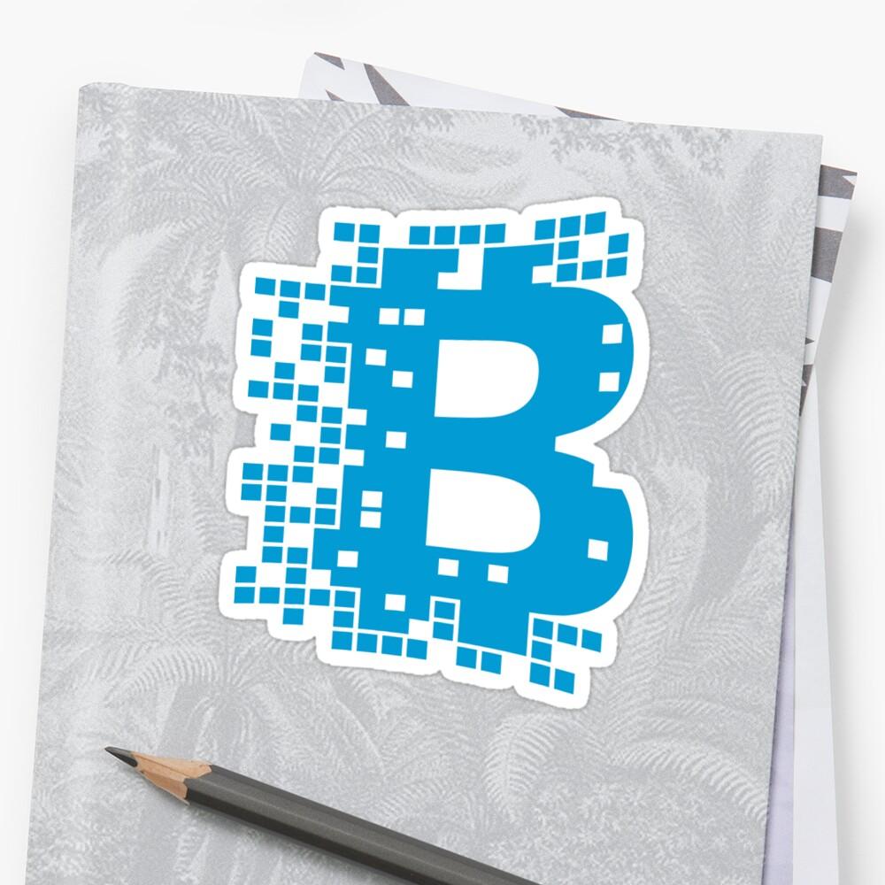 «blockchain logo» de yourgeekside