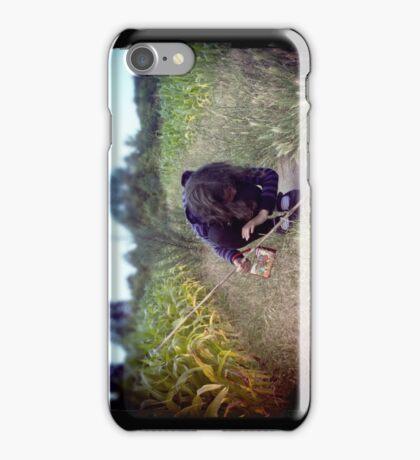 In the Spirit of Huckleberry Finn iPhone Case/Skin