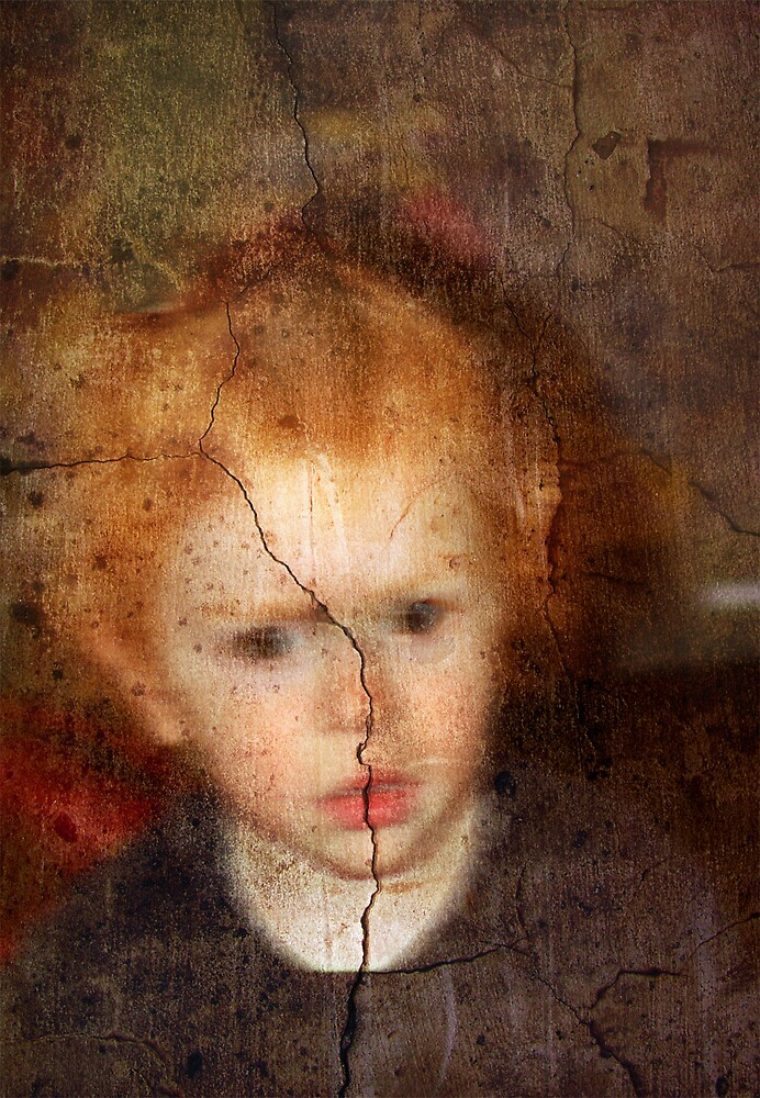 Suffer the Little Children by Judy Olson