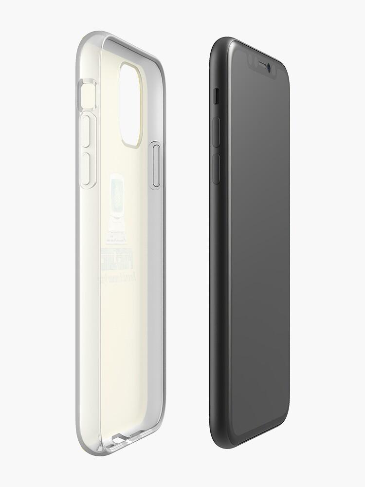 Electric Dreams iPhone 11 case