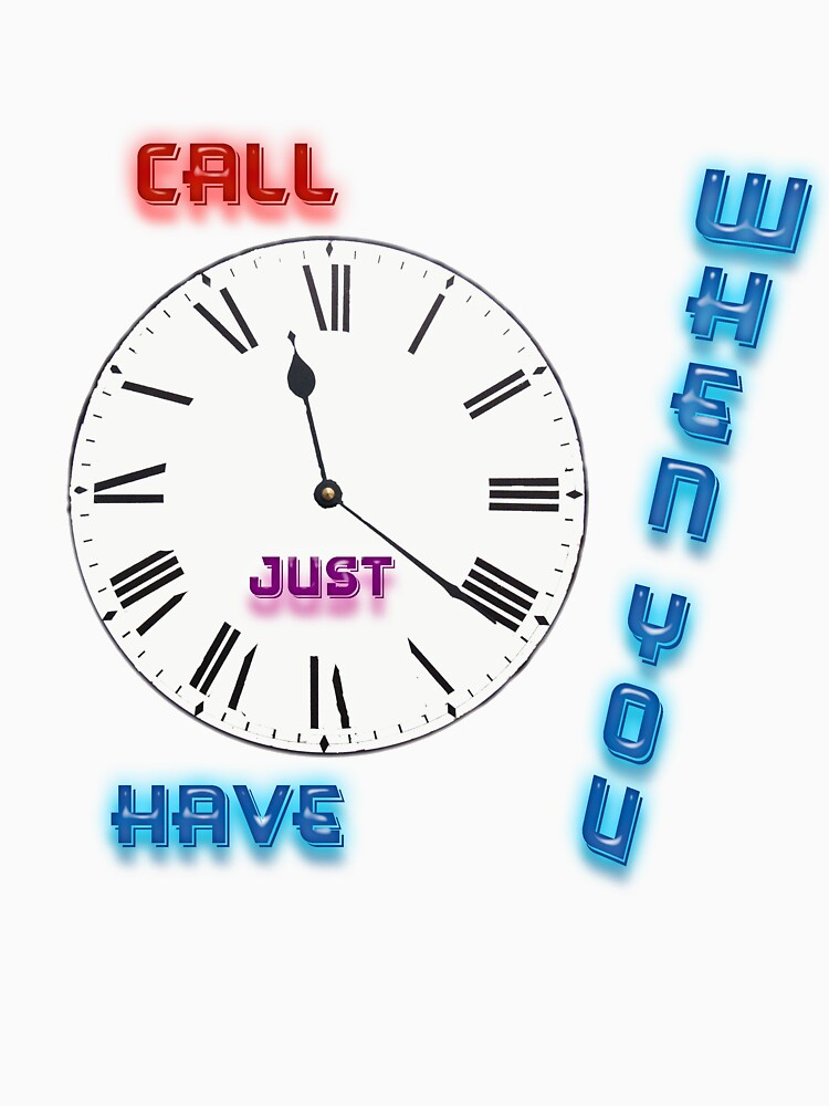 Just Call - when you have time! by johnny2sheds
