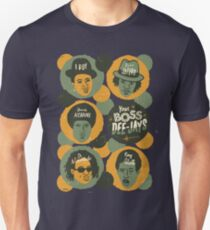 These Are Your Boss Dee-Jays T-Shirt