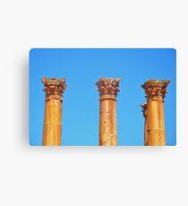 Corinthian Capitals Canvas Print