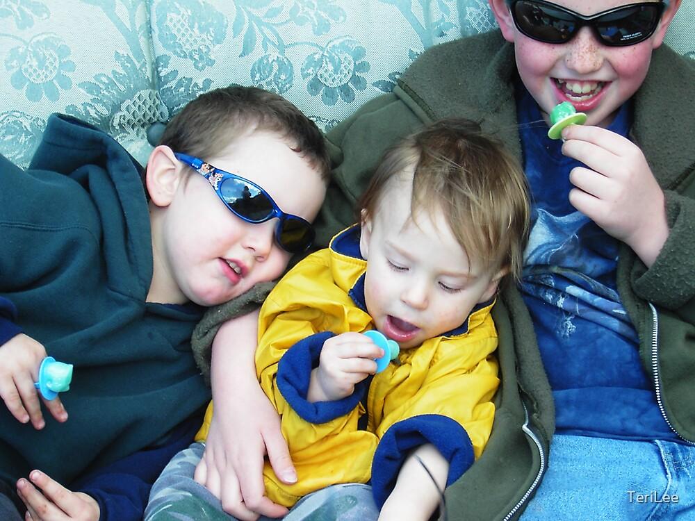 The Boys by TeriLee