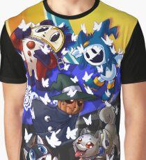 Persona Mascot Festival Graphic T-Shirt