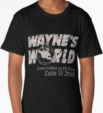 Wayne's World (SNL) Long T-Shirt