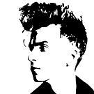 Joe Sugg Silhouette by 4ogo Design