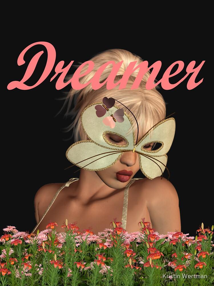 Dreamer Tee by mystical