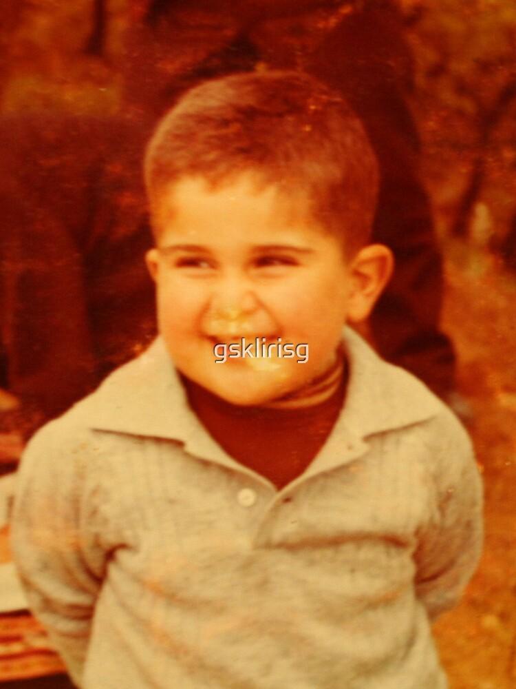 Happy boy 1973 by gsklirisg