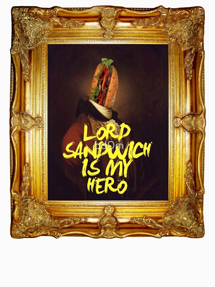 Lord Sandwich by bd0m