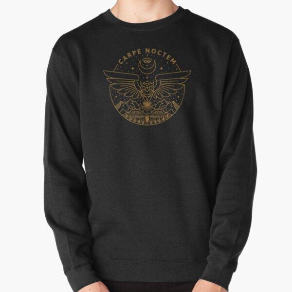 Carpe Noctem Pullover Sweatshirt